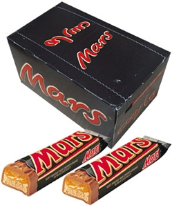 Picture of Mars Chocolate Box